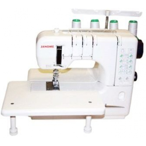 Комплект для распошивальных машин Janome серии Cover Pro фото