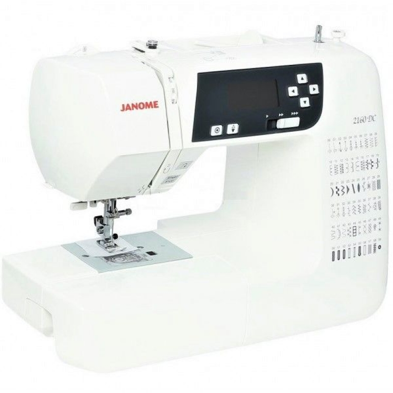 Швейная машина JANOME DC 2160