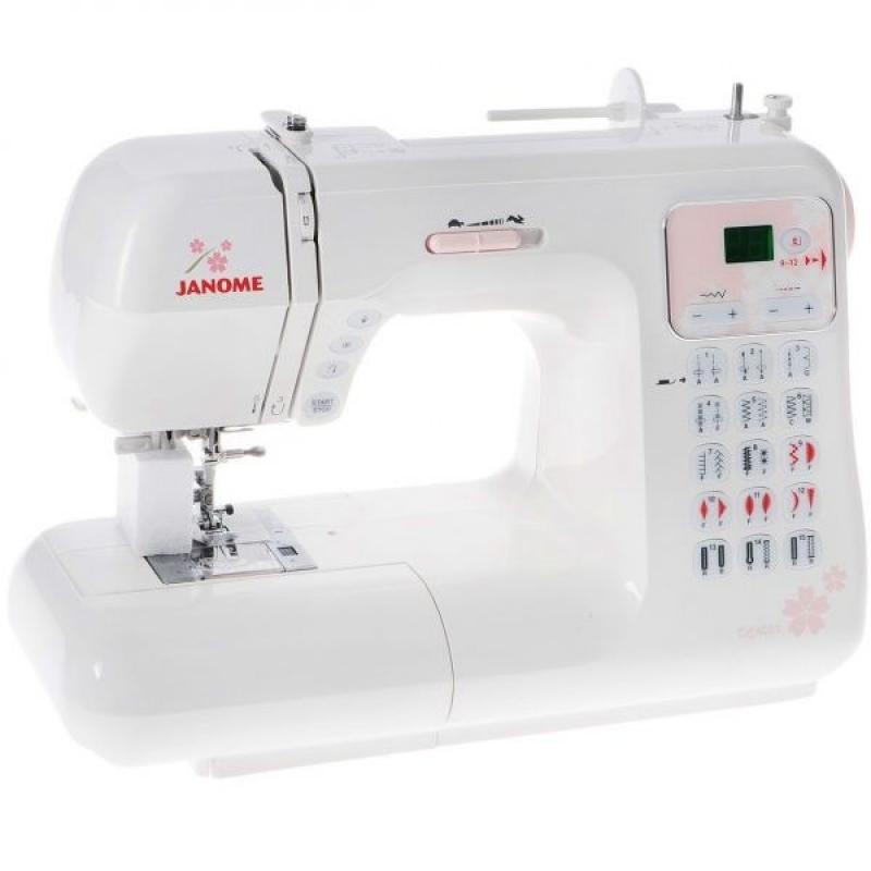 Швейная машина JANOME DC 4030 Gold