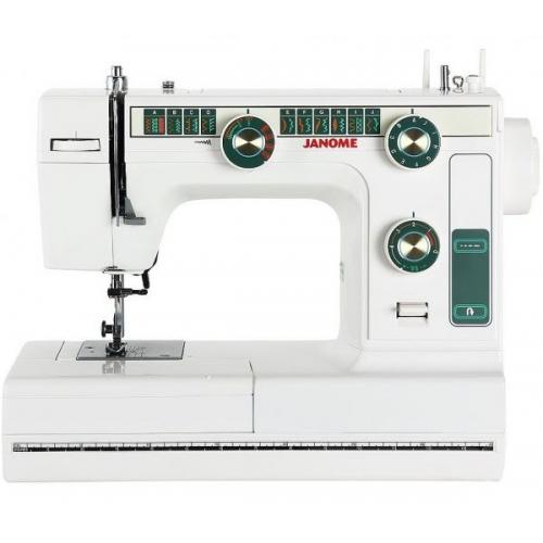 Швейная машина JANOME LE 22 фото