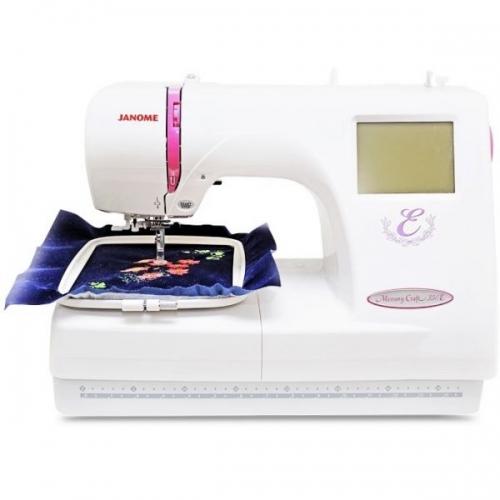 Вышивальная машина JANOME Memory Craft 350E фото