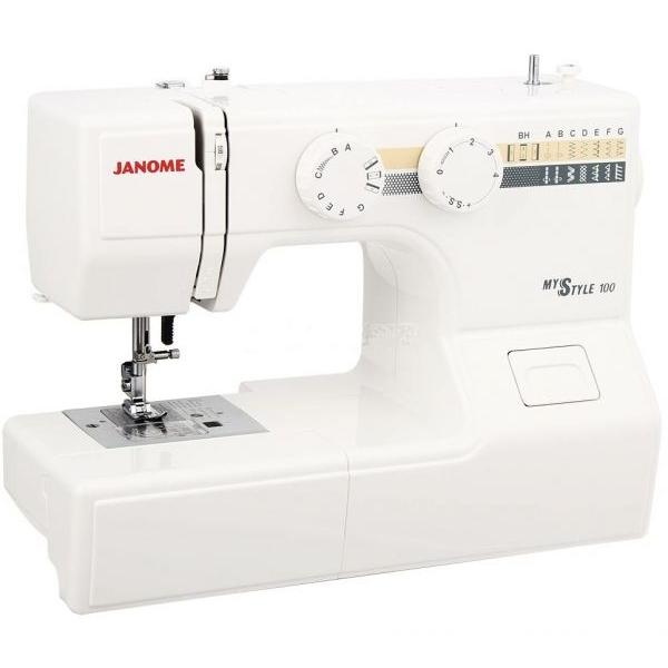 Швейная машина JANOME My Style 100 фото