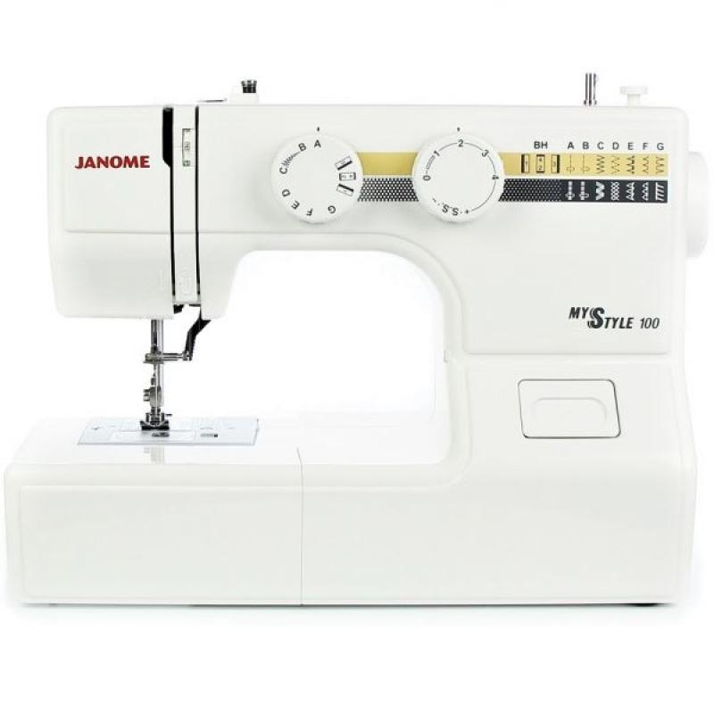Швейная машина JANOME My Style 100