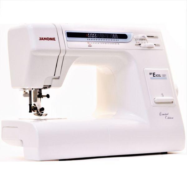 Швейная машина JANOME MyExcel 1221 фото