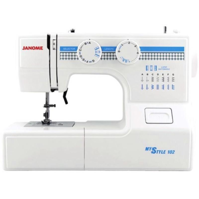 Швейная машина Janome My Style 102