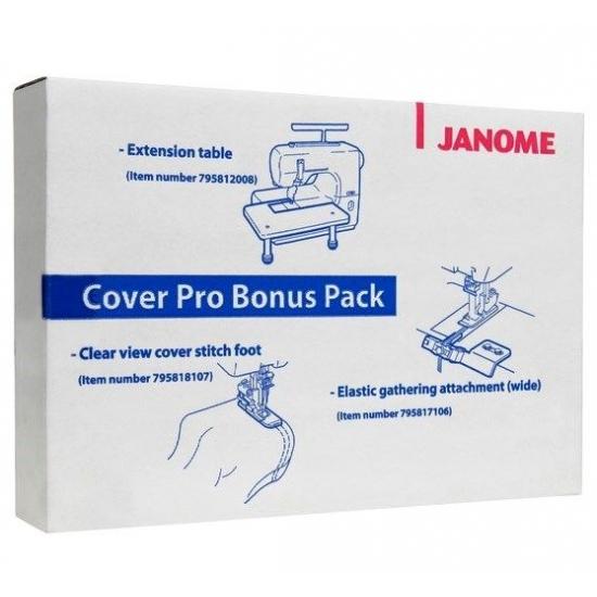 Комплект для Janome серії Cover Pro