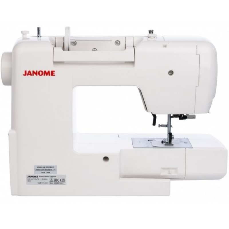 janome quality fashion qf 7600