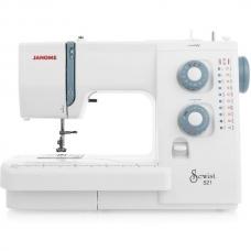 Швейна машина JANOME Sewist 521 фото