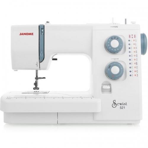 Швейная машина JANOME Sewist 521 фото