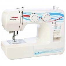 Швейна машина JANOME Sew Line 300 фото