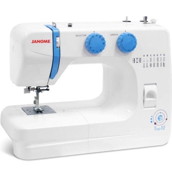 Швейная машина JANOME Top 12 фото