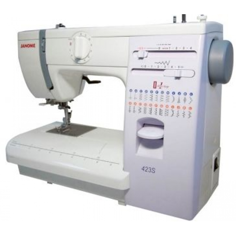 Швейна машина JANOME 423S