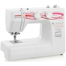 Швейна машина JANOME Sewline 500s фото