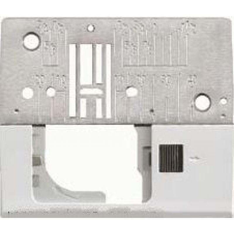 Игольная пластина для швейной машины Janome 6260QC