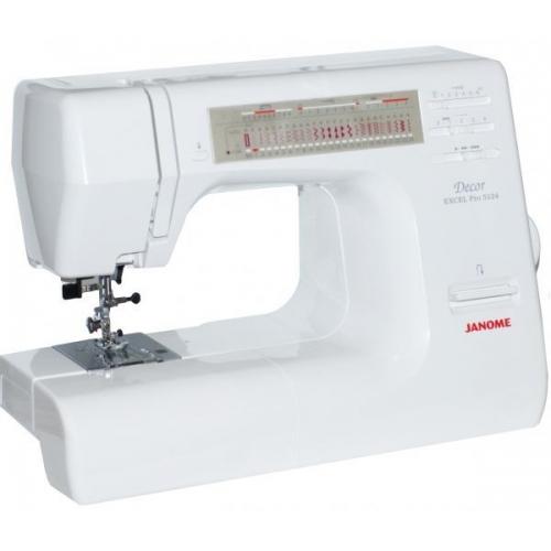 Швейная машина JANOME Decor Excel Pro 5124 фото