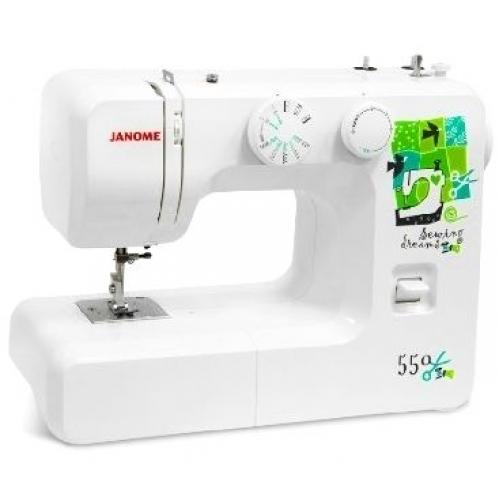 Швейная машина JANOME Sewing Dream 550 фото