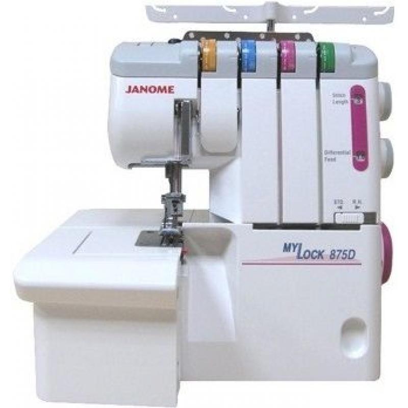 Janome 875D