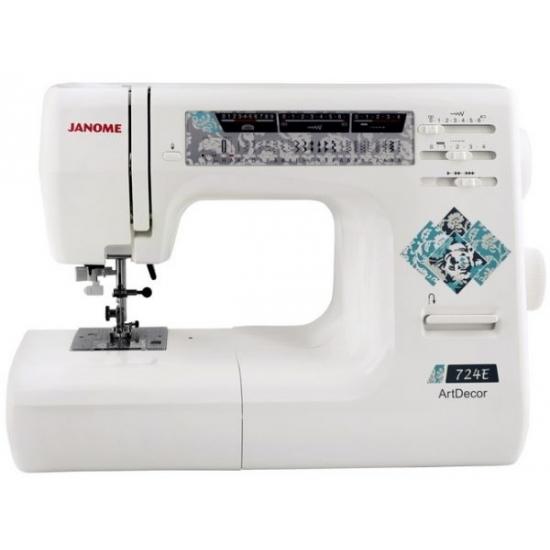 Швейная машина Janome Artdecor 724E