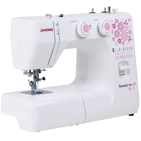 Швейная машина JANOME Beauty 16s фото