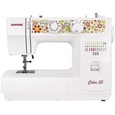 Швейная машина Janome Color 55 фото