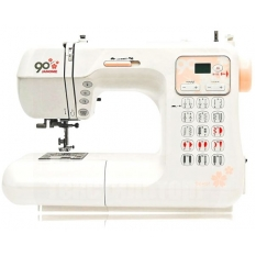 Швейная машина JANOME DC 4030 Gold фото