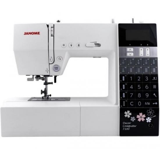 Janome DC 7100