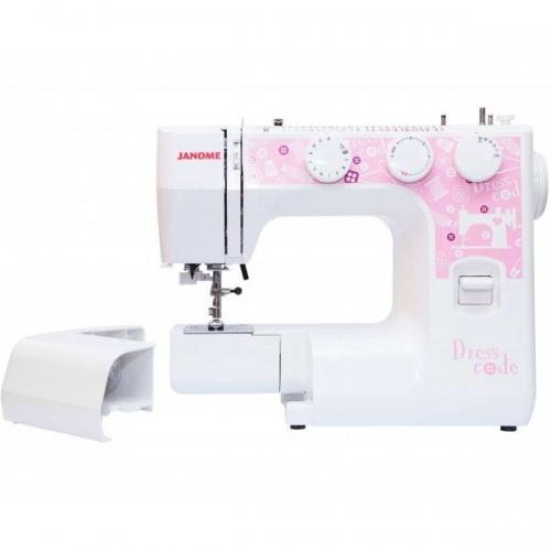 Швейная машина JANOME Dress Code фото