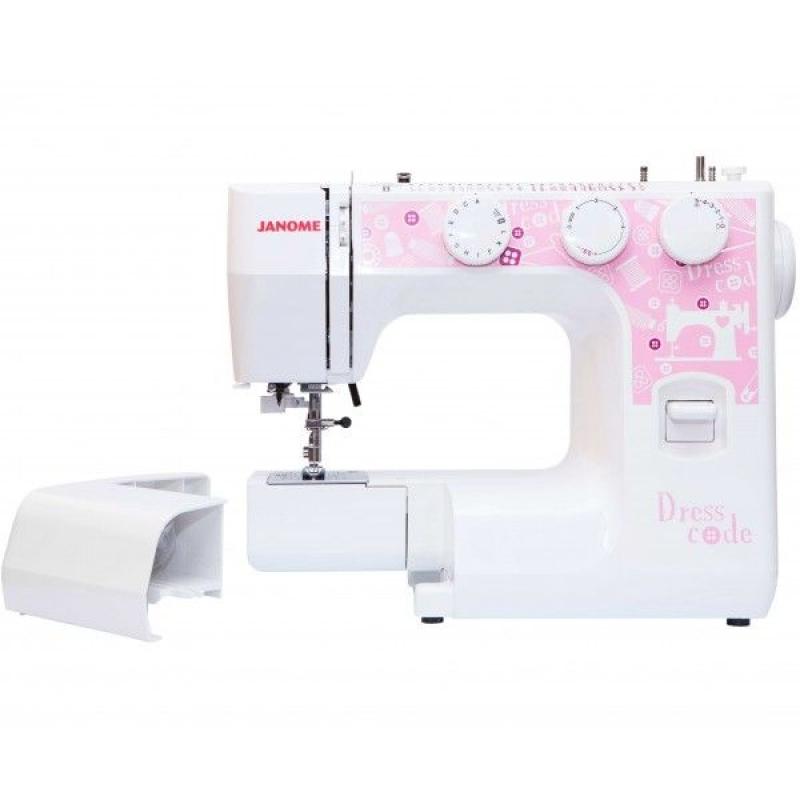 Швейна машина JANOME Dress Code