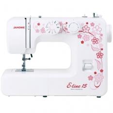 Швейна машина JANOME E-Line 15 фото