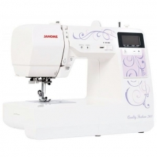 Швейна машина JANOME Quality Fashion 7900 фото