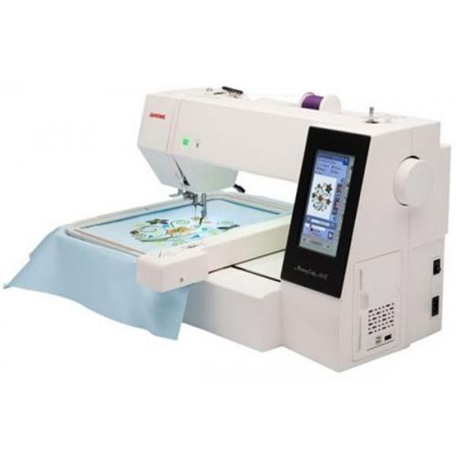 Вышивальная машина JANOME Memory Craft 500E фото