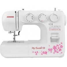 Швейная машина Janome MyExcel 59 фото