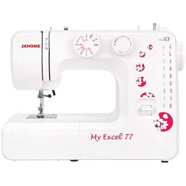 Швейная машина Janome MyExcel 77 фото