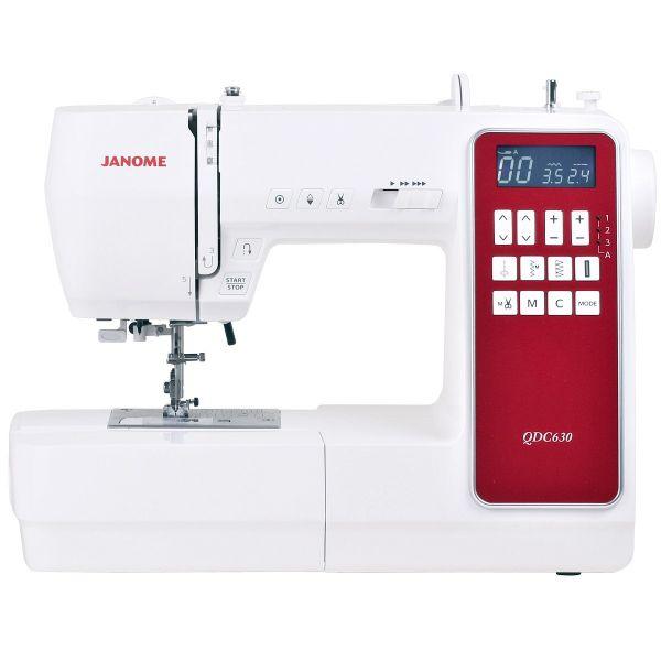 Швейная машина JANOME QDC 630 фото