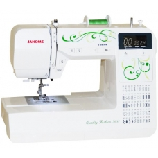 Швейная машина JANOME Quality Fashion 7600 фото