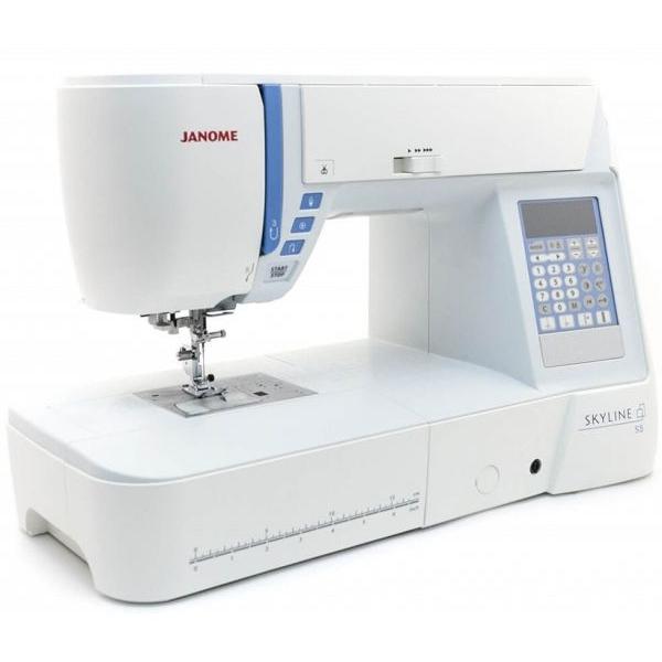 Швейная машина JANOME Skyline S5 фото