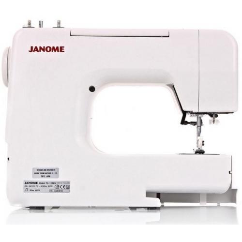 Швейная машина JANOME TC 1222s фото