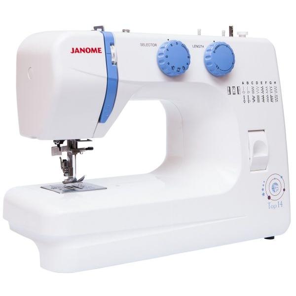Швейная машина JANOME Top 14 фото