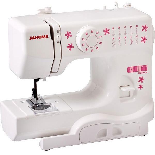 Швейная машина JANOME Sew Mini Deluxe фото