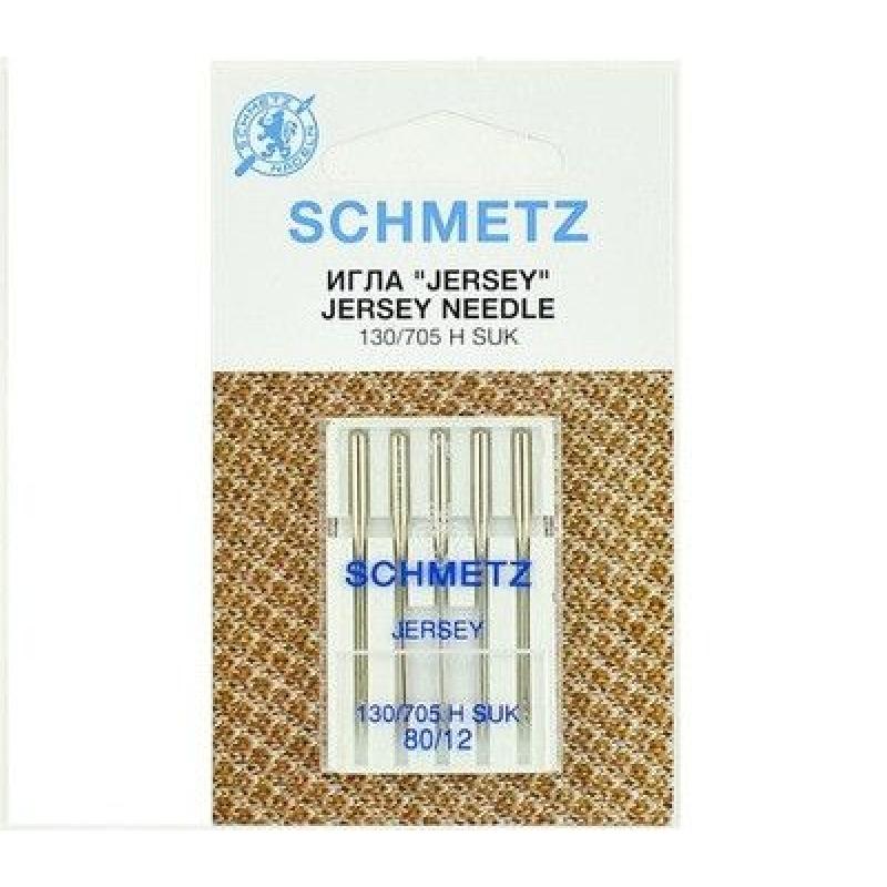 Голки Schmetz Jersey №80
