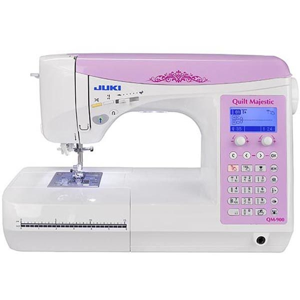 Швейная машина JUKI QM-900 QUILT MAJESTIC фото