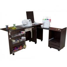 Стол для швейной машины и оверлока Комфорт 3 фото
