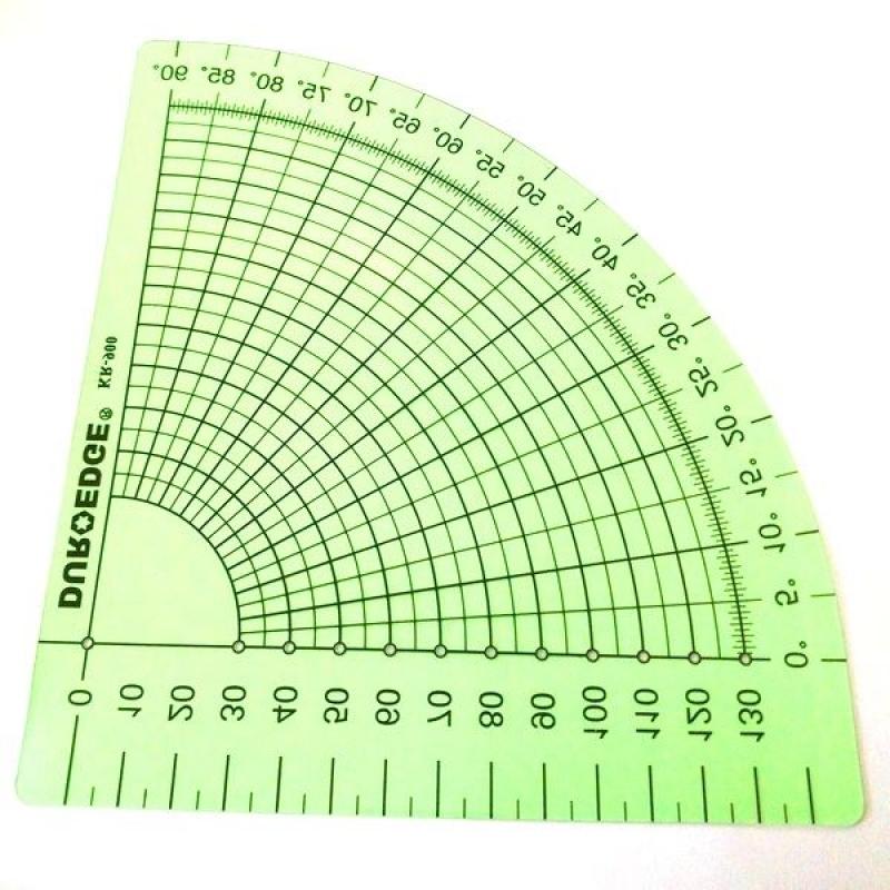 Лінійка для печворку та квілтингу KR-900
