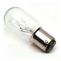 Лампа двухконтактная 220V 15W фото