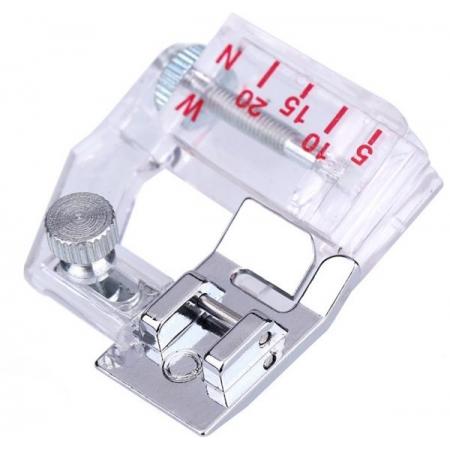 Лапка окантователь з регулюванням RJ-13013