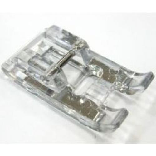 Лапка прозрачная для атласных строчек PO-70060 фото