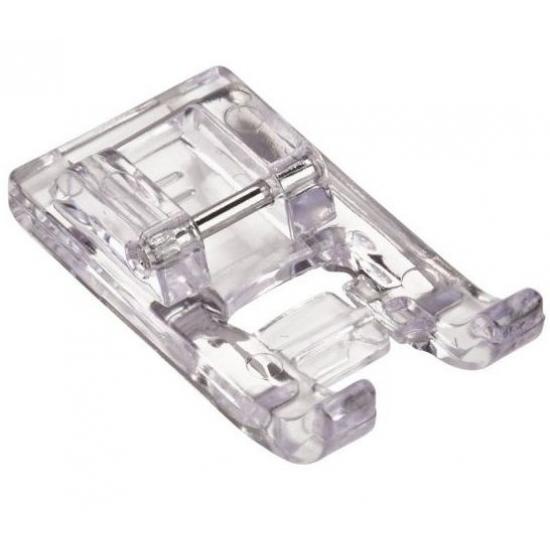 Лапка прозрачная для атласных строчек PO-70060