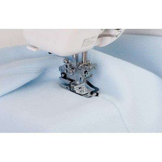 Лапка с центральным направителем для распошивальных машин Janome
