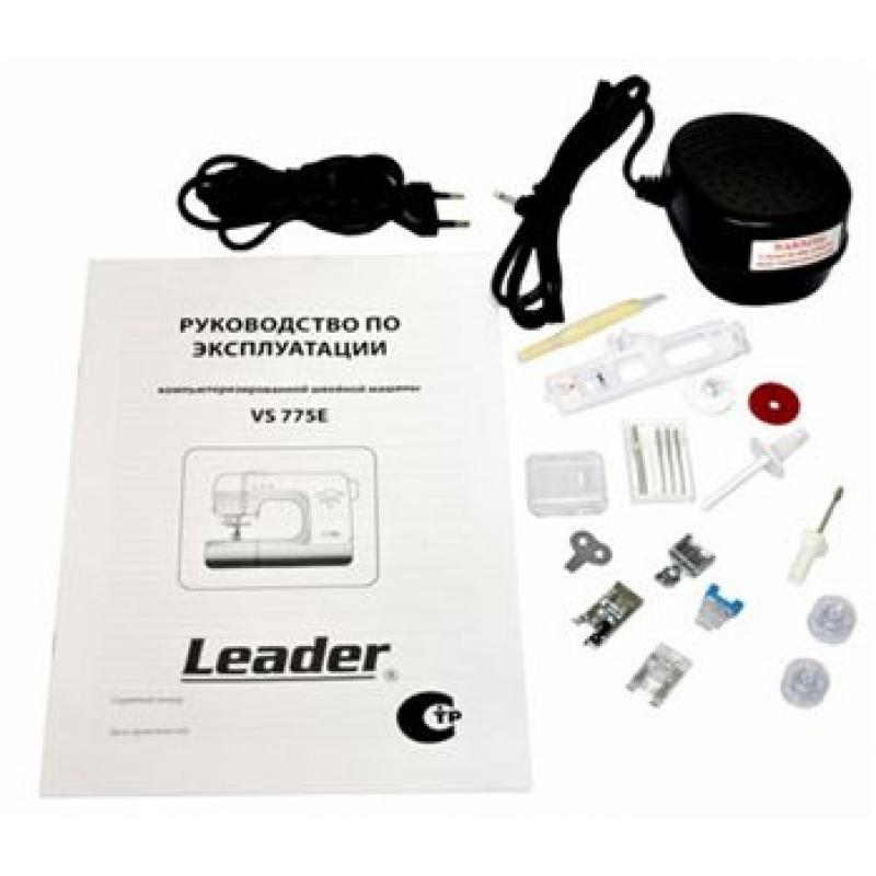Швейная машина Leader VS 775e