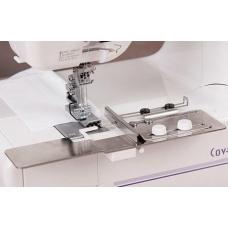 Приспособление для подгибки к распошивальным машинам Janome фото